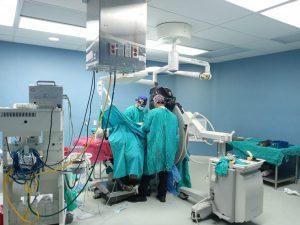 SNS ha beneficiado más de cien personas con Cirugías Ortopédicas sin costo de materiales